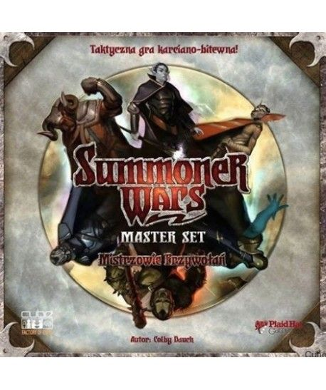 Gry Karciane - Summoner Wars: Master Set