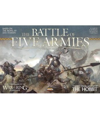 Strategiczne - The Battle of Five Armies