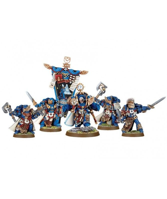 Space Marines - Space Marines Tactical Squad
