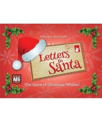Gry Karciane - Letters to Santa