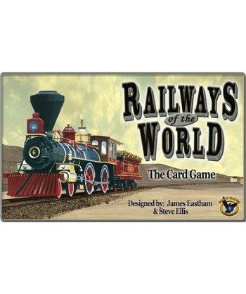 Ekonomiczne - Railways of the World Card Game