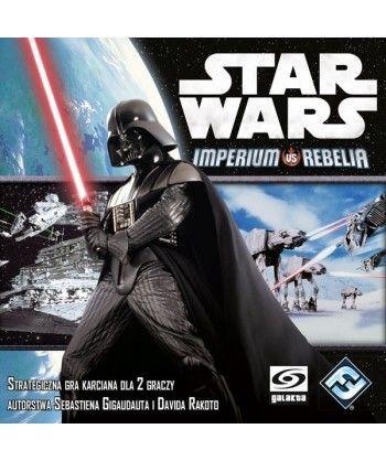 Gry Karciane - Star Wars: Imperium vs Rebelia