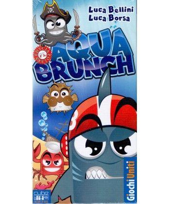 Gry Karciane - Aqua Brunch (edycja polska)