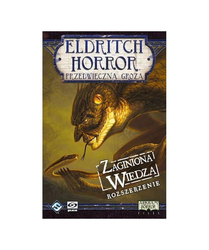 Eldritch Horror - Eldritch Horror: Przedwieczna Groza – Zaginiona Wiedza