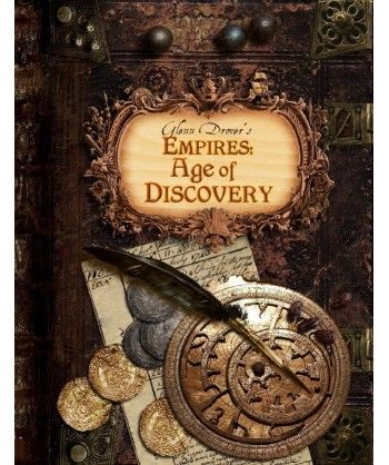 Ekonomiczne - Empires: Age of Discovery - Deluxe Edition