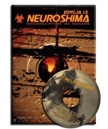 Neuroshima RPG - Neuroshima - Podręcznik Podstawowy