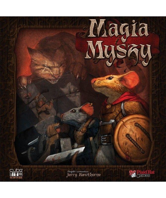 Kooperacyjne - Magia i Myszy