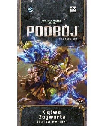 Warhammer 40000 - Podbój - Warhammer 40,000 Podbój LCG - Klątwa Zogworta
