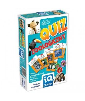 IQ - Quiz Zoologiczny