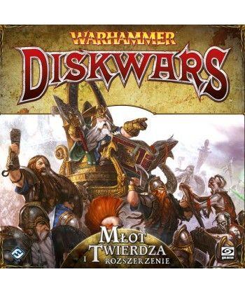 Pozostałe i różne - Warhammer: Diskwars – Młot i Twierdza