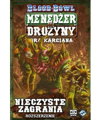 Blood Bowl - Menedżer...