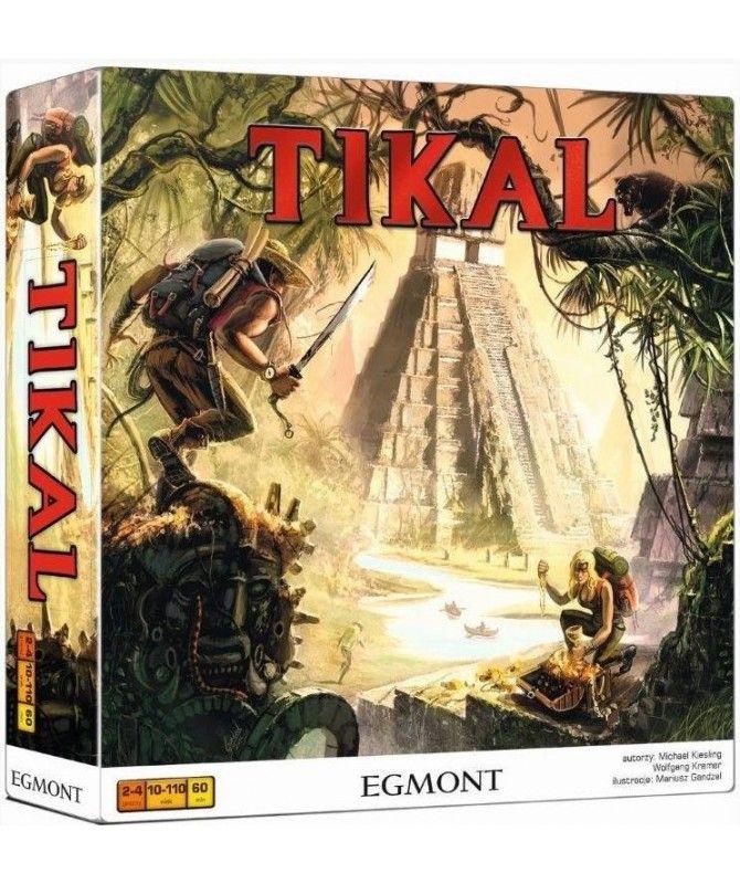 Strategiczne - Tikal