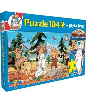Puzzle Był sobie człowiek +...