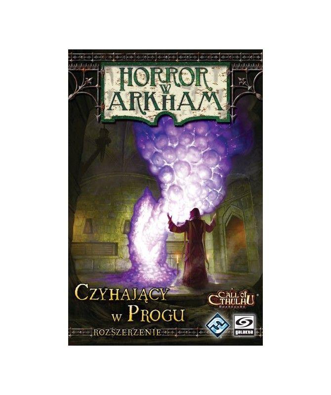 Horror w Arkham - Horror w Arkham: Czyhający w Progu