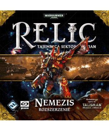 Pozostałe i różne - Relic: Tajemnica sektora Antian – Nemezis