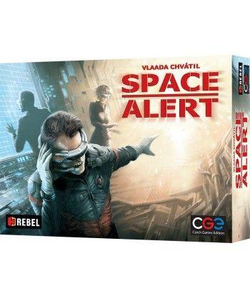 Space Alert (edycja polska)