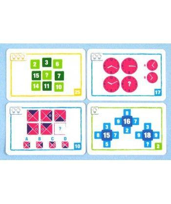 Różne - Logic Cards - zestaw żółty