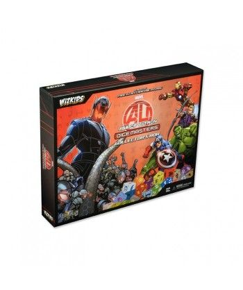 Gry kościane - Marvel Dice Masters: Age of Ultron Collector's Box
