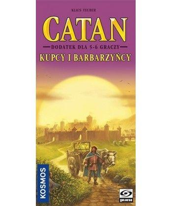 Catan Gra Planszowa: Kupcy...