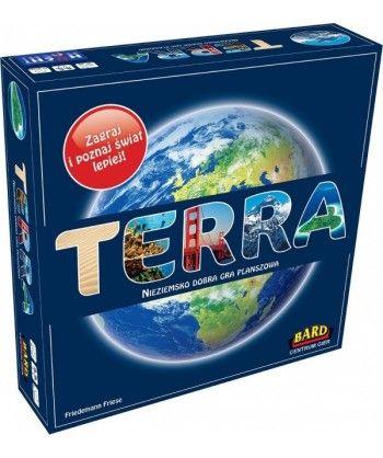Strategiczne - Terra