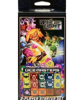 Gry kościane - Dice Masters: War of Light Dice Masters 2-player Starter Set