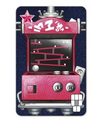Gry Karciane - Robot X
