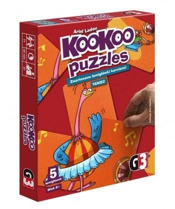 KooKoo Puzzles – Taniec