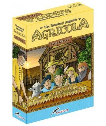 Pozostałe i różne - Agricola: Talia Graczy