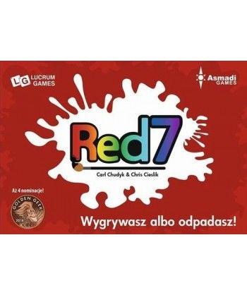 Gry Karciane - Red7