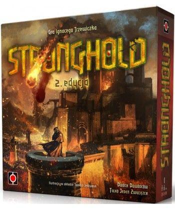 Strategiczne - Stronghold (druga edycja)