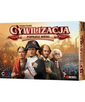 Strategiczne - Cywilizacja: Poprzez Wieki (3 edycja)