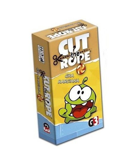 Gry Karciane - Cut the Rope