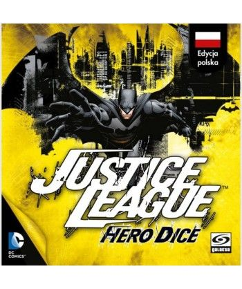 Justice League: Hero Dice...