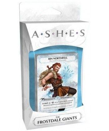 Ashes: Olbrzymy z Mroźnej...