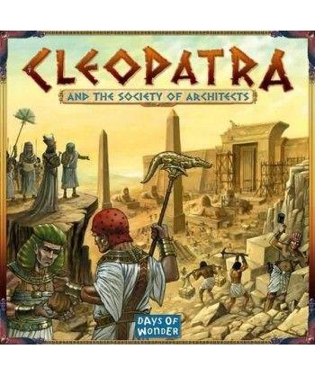Strategiczne - Cleopatra and the Society of Architects