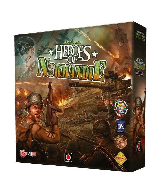 Wojenne - Heroes of Normandie