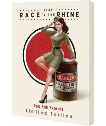 1944 Wyścig do Renu: Red...