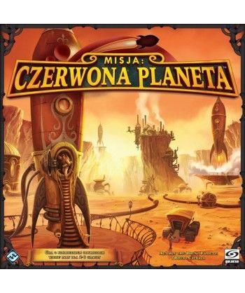 Strategiczne - Misja Czerwona Planeta