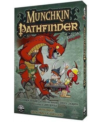 Munchkin Pathfinder (edycja...