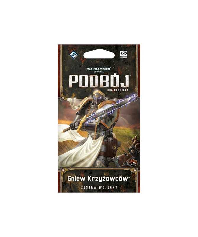 Warhammer 40000 - Podbój - Warhammer 40,000 Podbój: Gniew Krzyżowców