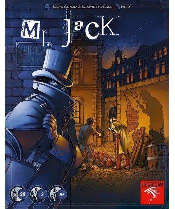 Strategiczne - Mr Jack edycja 2016