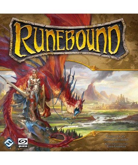 Przygodowe - Runebound (trzecia edycja)