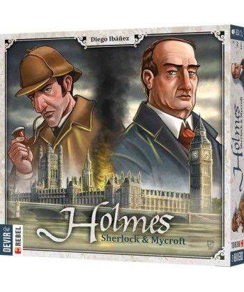 Przygodowe - Holmes: Sherlock & Mycroft