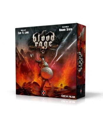 Strategiczne - Blood Rage