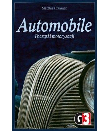 Ekonomiczne - Automobile. Początki motoryzacji