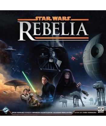 Star Wars: Rebelia Strategiczne - 1
