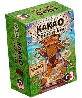 Kakao - Czekolada