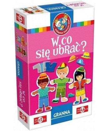 Dla dzieci - W Co Się Ubrać?
