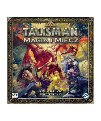 Przygodowe - Talisman: Magia i Miecz - Kataklizm