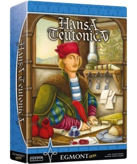 Ekonomiczne - Hansa Teutonica (edycja polska)